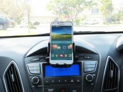 Cellet Heavy Duty CD Slot Cell Phone Holder Cradle Car Mount