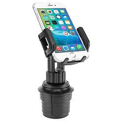 Cellet PH600 Car Cup Holder Mount, Adjustable Smart Phone Cr