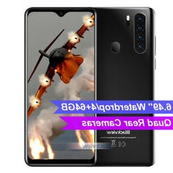 Blackview A80 PRO Smartphone 4G Dual SIM Android 9 Mobile Ph