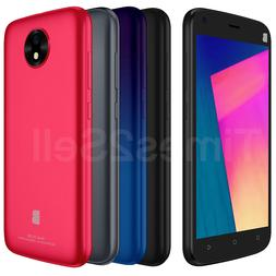 BLU C5 5'' 4G Factory Unlocked Smart Phone Android 16GB New