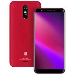 BLU C6 2019 C090EQ RED 6.0 INCH 16 GB FACTORY UNLOCKED NEW S