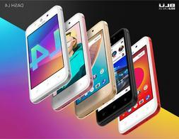 Blu Dash l4 Android Unlocked Smartphones 4.0'' Display 8 GB