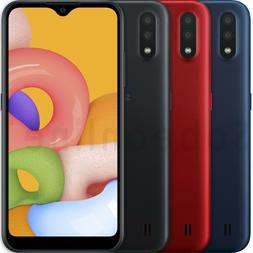"""Samsung Galaxy A01 16GB 2GB Ram SM-A015F/DS  5.7"""" Dual SIM"""