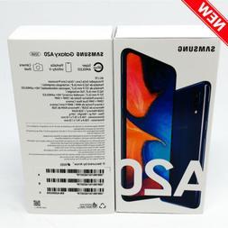 """Samsung Galaxy A20 32GB A205G/DS Dual SIM GSM Unlocked 6.4"""""""