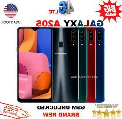 "Samsung Galaxy A20S - 32GB  6.5"" 3GB RAM 4G LTE DATA NEW"
