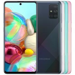"""Samsung Galaxy A71 SM-A715F/DS 128GB 8GB RAM  6.7"""" 64MP"""