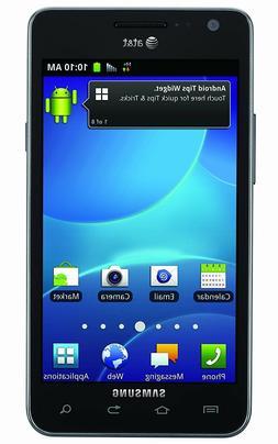 Samsung Galaxy S II S2 SGH-I777 16GB Smartphone  - Black