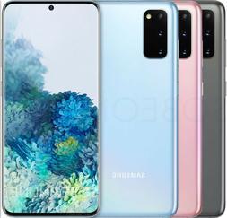 "Samsung Galaxy S20 128GB 8GB SM-G980F/DS Dual Sim  6.2"" 64 M"