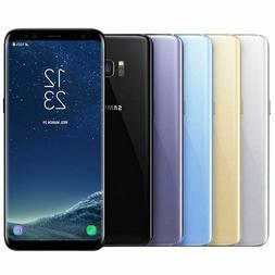 galaxy s8 sm g950u factory unlocked 64gb