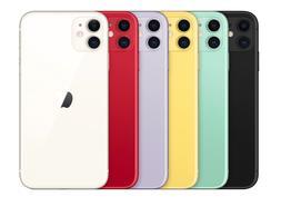Apple iPhone 11- 128GB All Colors - Unlocked - Brand New - F