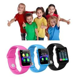Kids 3G Live Real-Time GPS Tracker Fitness & Phone Smartwatc