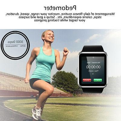 2-in-1 SmartWatch Phone AT&T