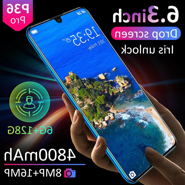 3G 9.1 Phones ID Dual & Cameras 4800 mA