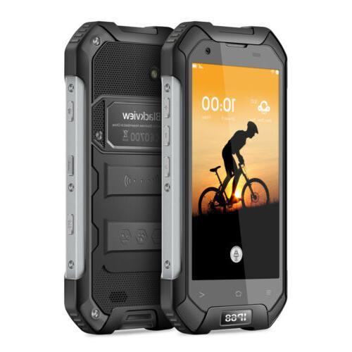 "4.7"" 2GB+16GB IP68 Waterproof Rugged Smartphone 13.0MP"