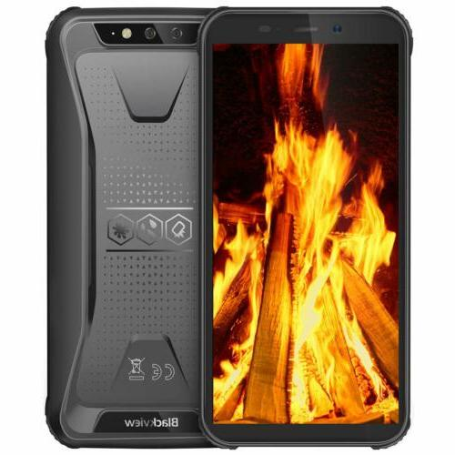 "5.5"" 3GB+16GB IP68 Waterproof Rugged Smartphone Android"