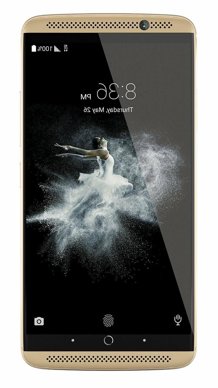 Zte 7 4g 64gb Memory Ion Gold