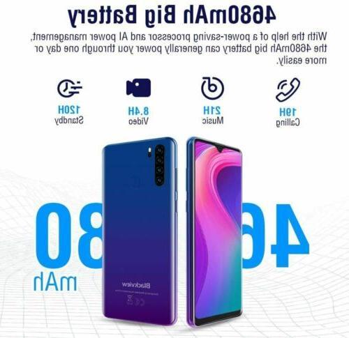 Blackview A80 4G Dual SIM 9 Phone Rear