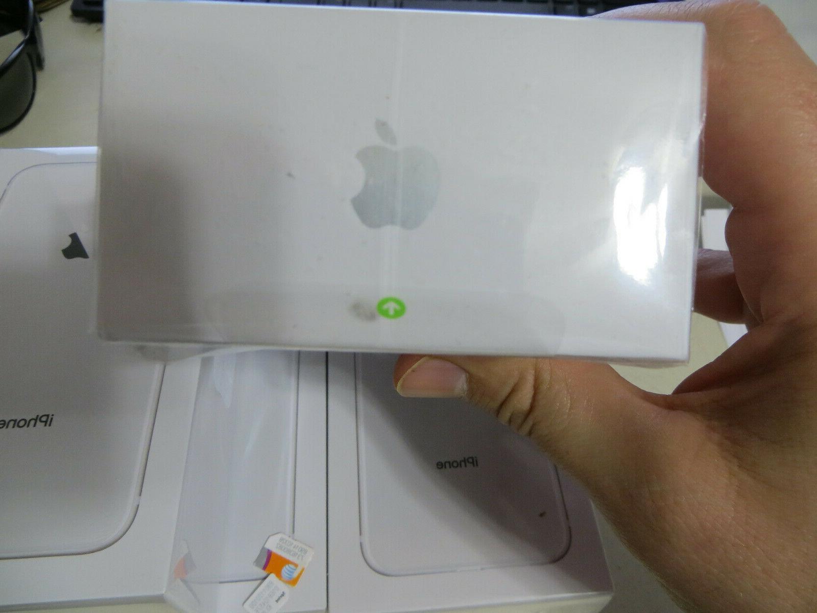 NEW Apple 8 Silver 1 APPLE