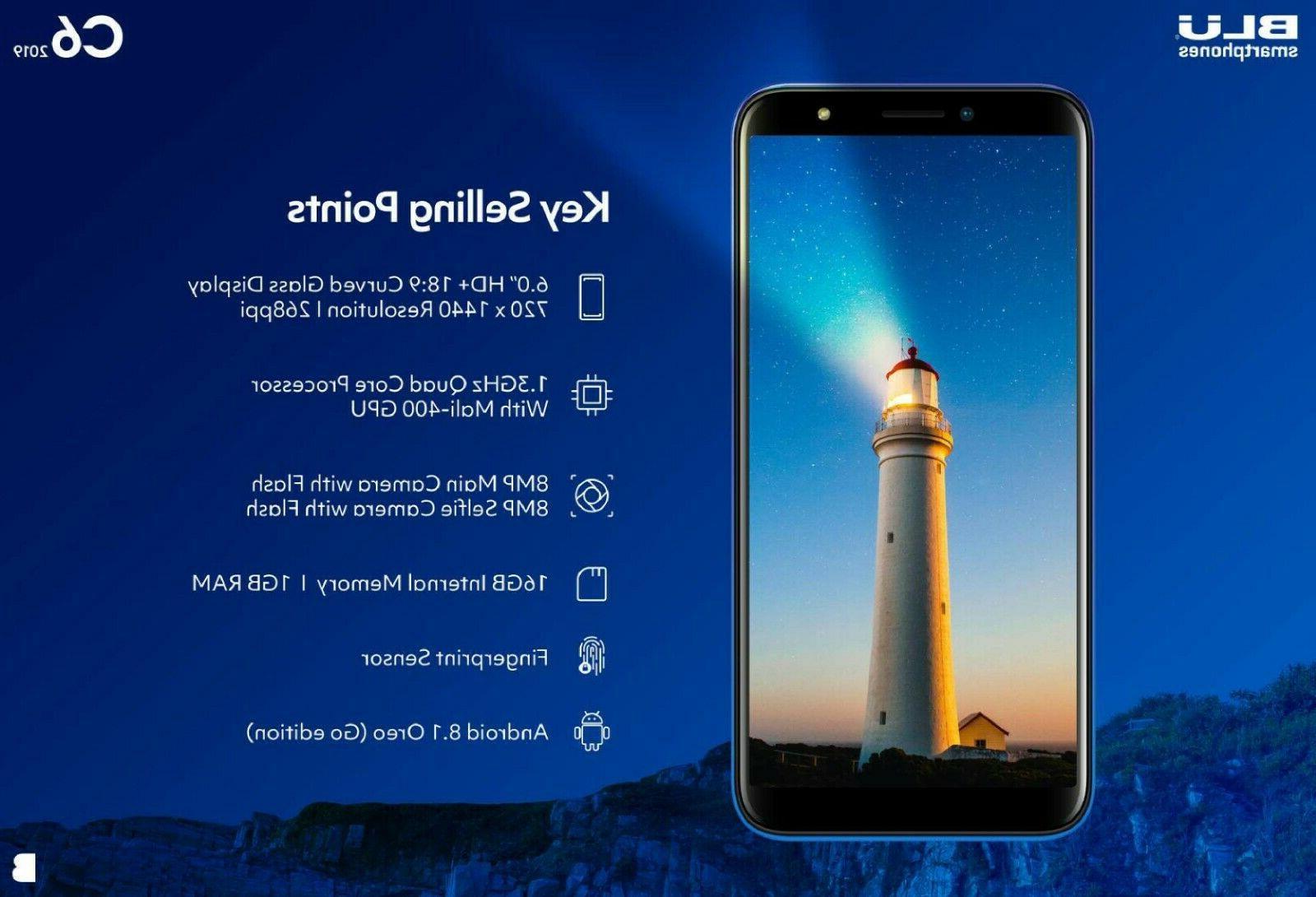 Cell 16GB/1GB V.8.1 Oreo