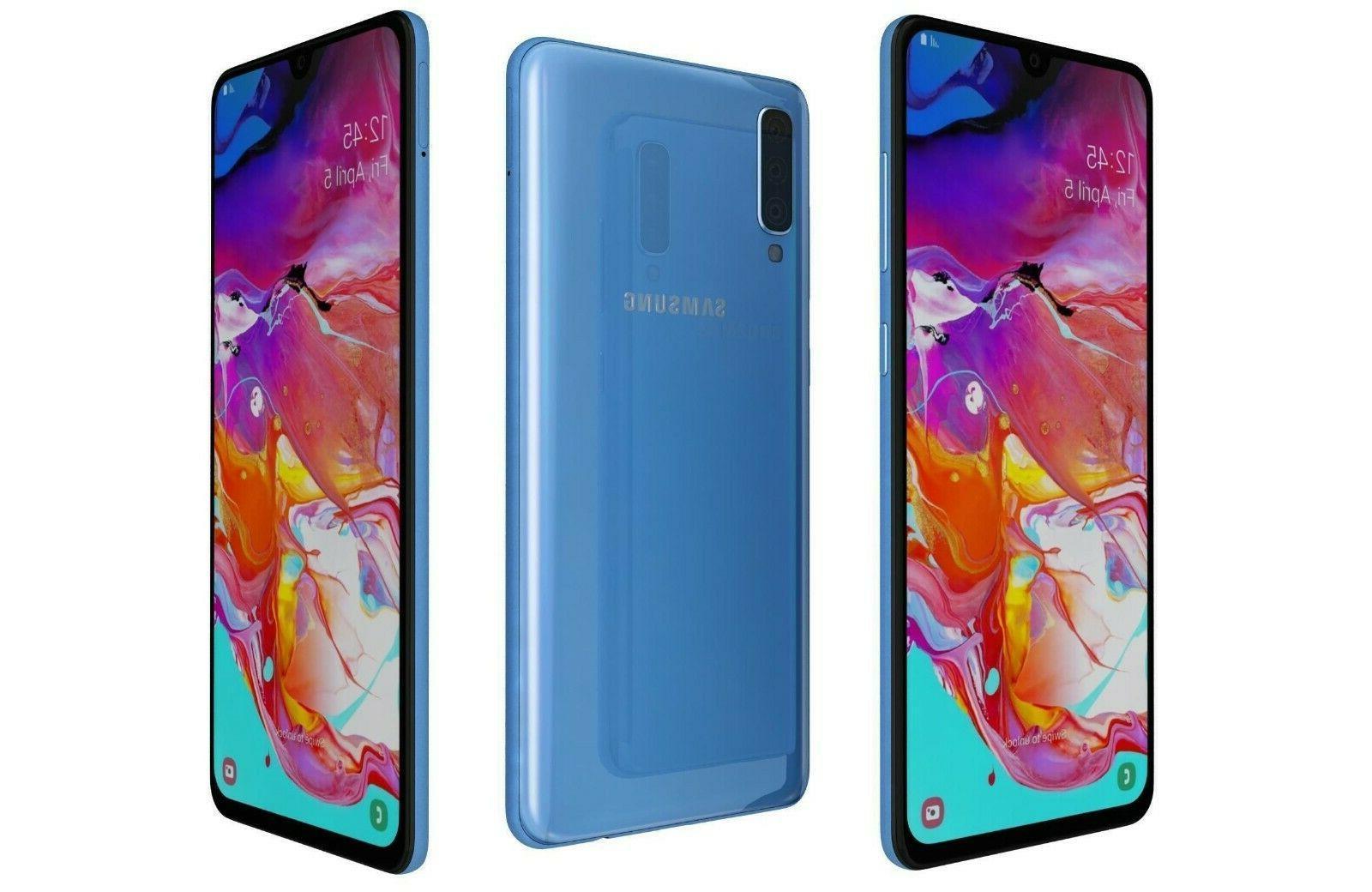 Samsung A70 128GB 6GB RAM GSM Unlocked