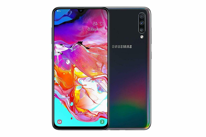 Samsung Galaxy A705M 128GB 6GB Unlocked Version