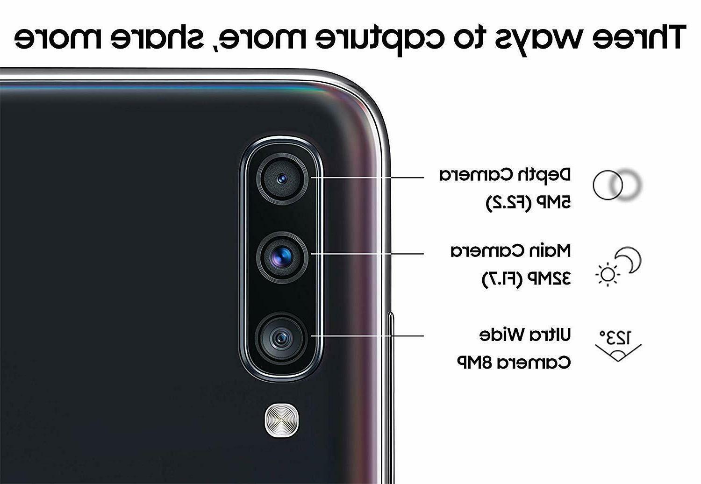 Samsung Galaxy A70 128GB 6GB GSM Unlocked