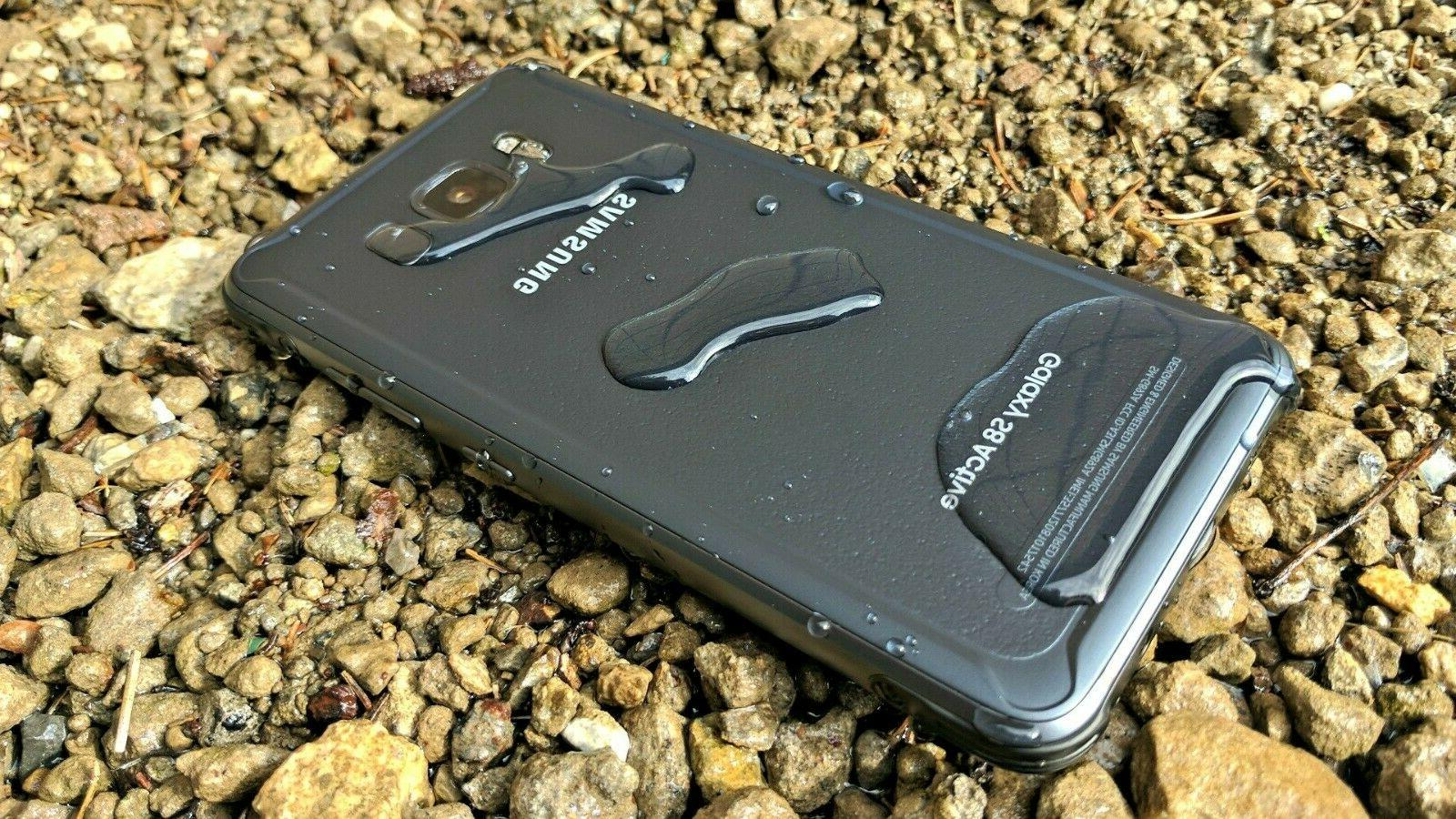 Samsung Galaxy G892A Smartphone