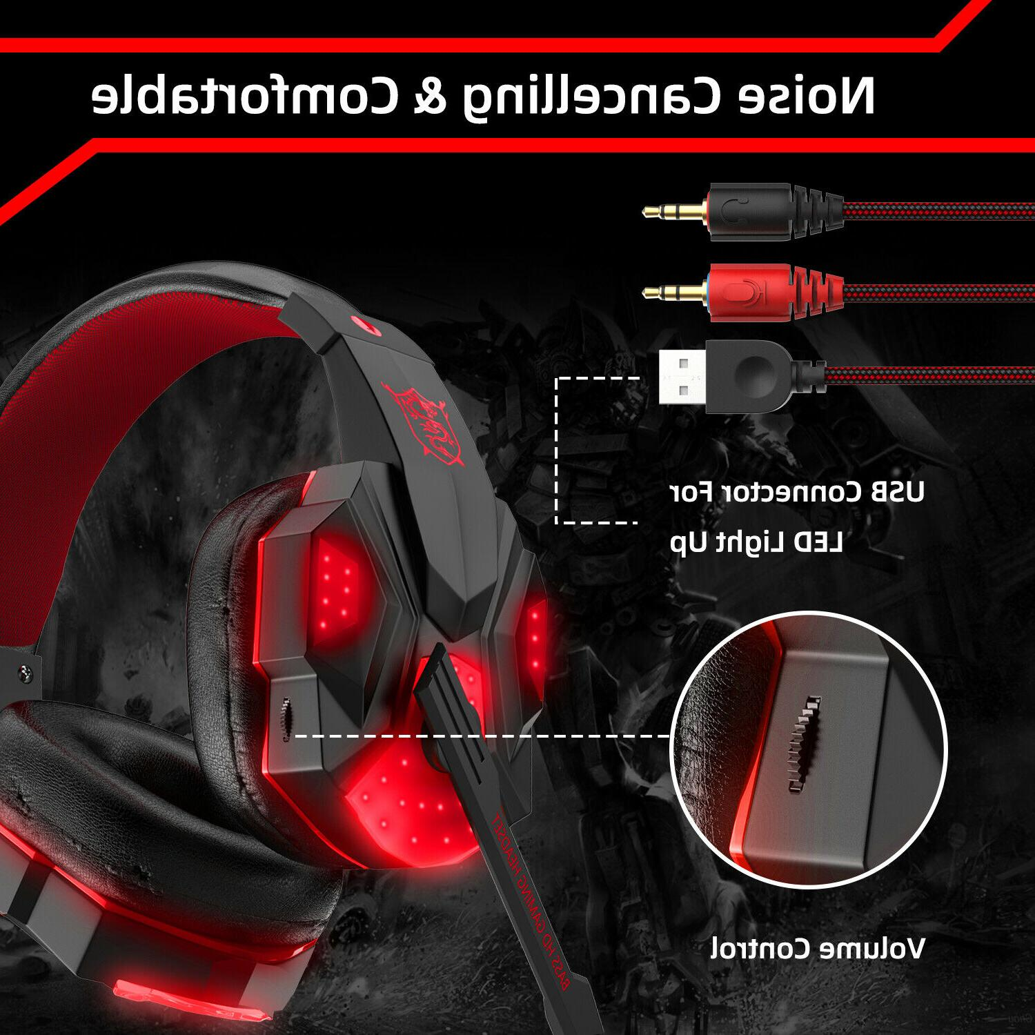 Gaming Headset Stereo XBOX Laptop
