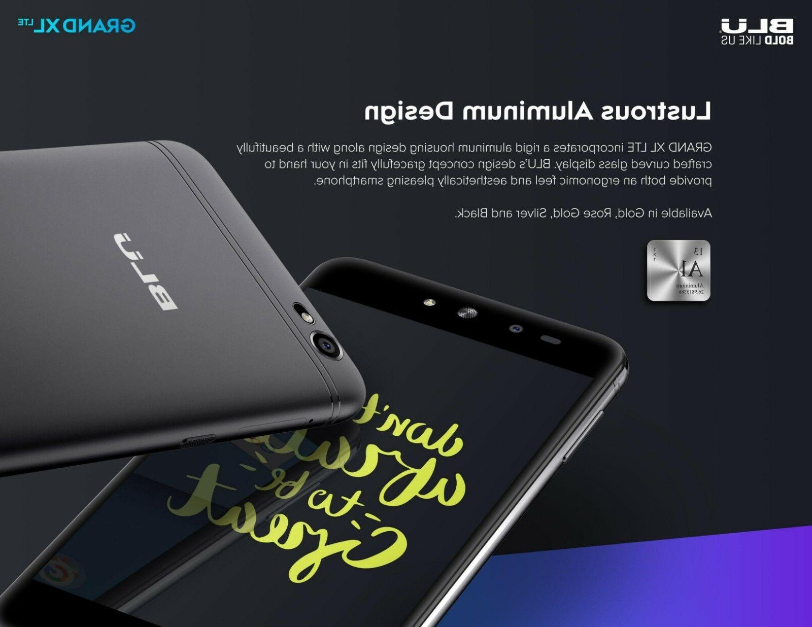 """BLU LTE -5.5"""" HD Android Main"""