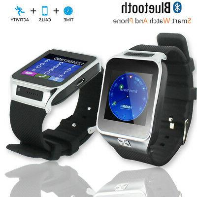 GSM Factory Unlocked Android OS SmartWatch In Sync