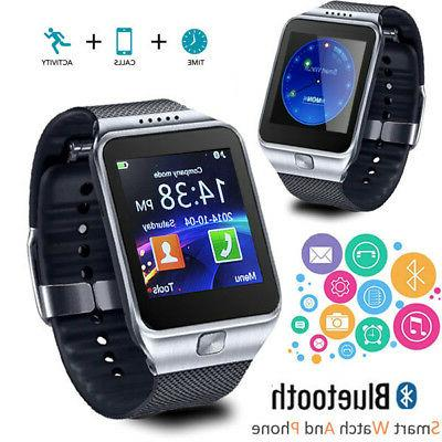 gsm factory unlocked android os smartwatch built