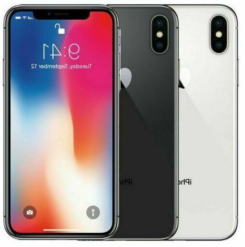 iphone x 64gb 256gb smartphone at