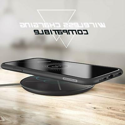 For Xs Max Case Liquid Silicone Rubber Premium Cover Hybrid
