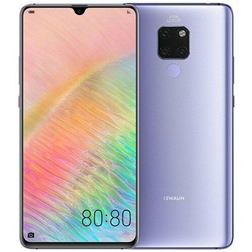 mate 20 x 128gb unlocked smartphone silver