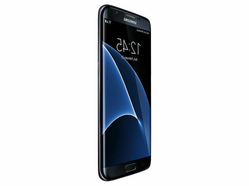 NEW Samsung Edge SM-G935V Verizon Black Unlocked LTE