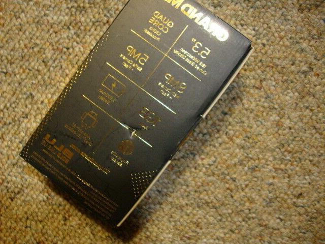 New BLU GRAND M3 16GB UNLOCKED GSM