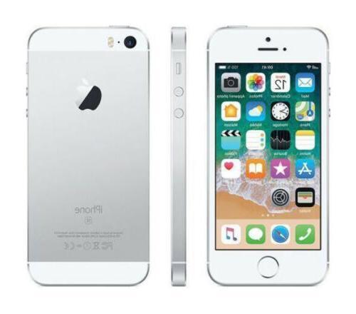 New Apple SE 16GB 128GB CDMA Unlocked Smartphone