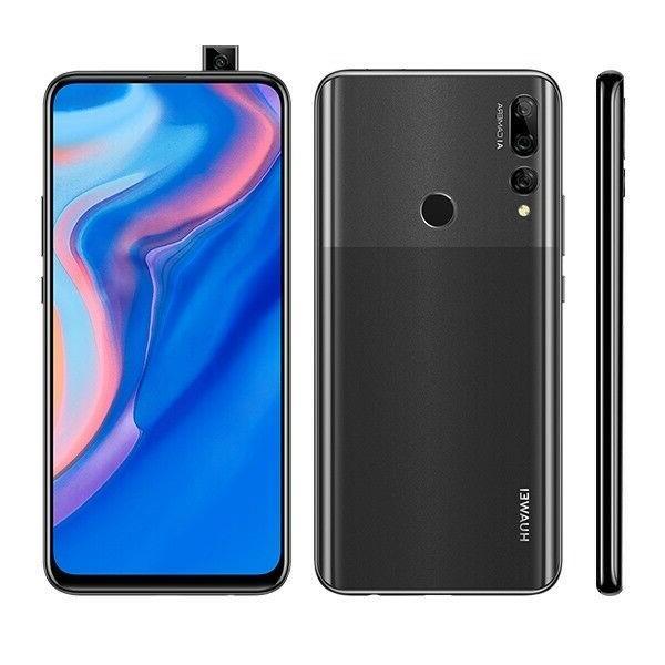 Black Blue Smartphone