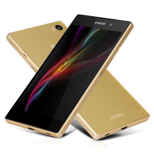 "New E6653 Unlocked 32GB Wi-Fi 23MP Smartphone 5.2"""