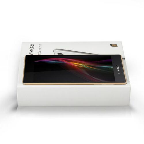"New Sony E6653 Unlocked Wi-Fi NFC 23MP Smartphone 5.2"""