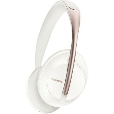 noise cancelling headphones 700 soapstone white rose