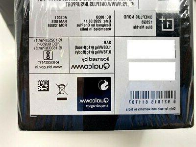 "OnePlus AC2001 128GB 8GB RAM 48MP 6.44"" 765G | COLORS!"