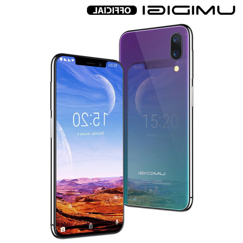 UMIDIGI Pro SmartPhone Dual Warranty