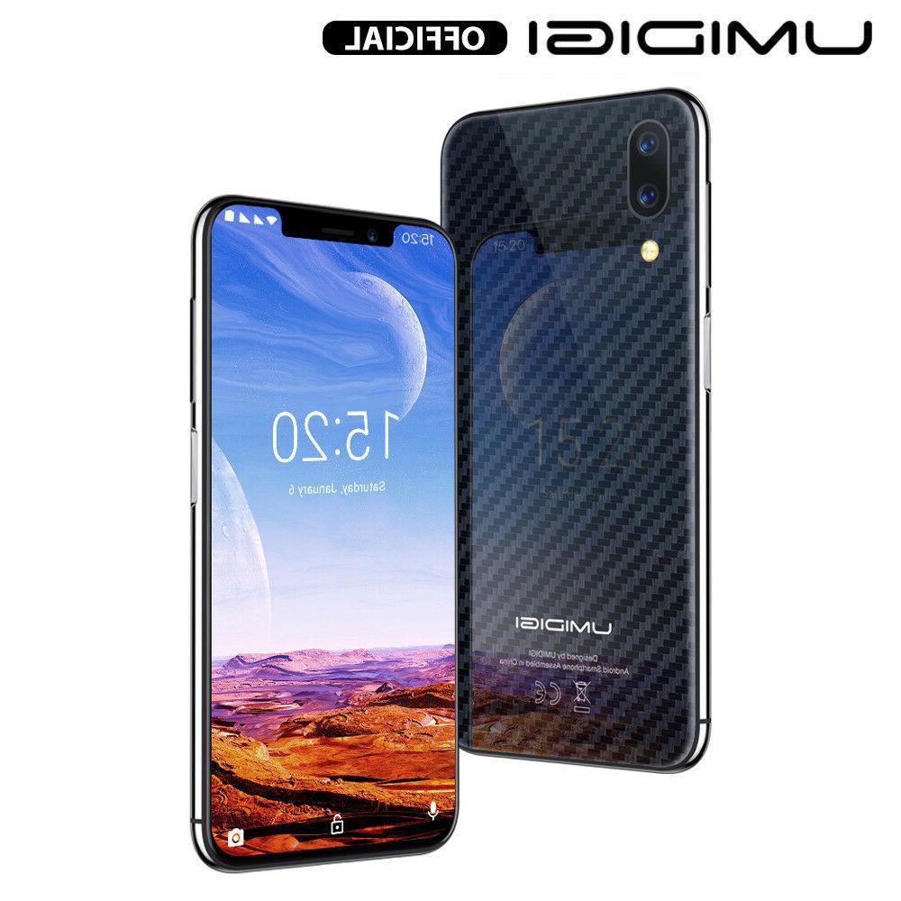 UMIDIGI One Pro Dual 4G Unlocked 64GB 4GB Octa-core 1 Warranty