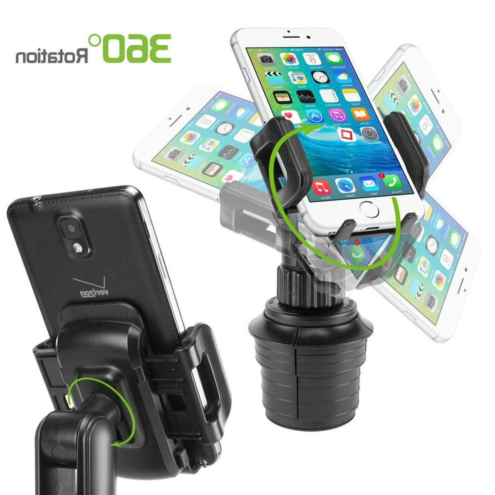 Cellet Cup Holder Mount Smart Phone Cradle For XR
