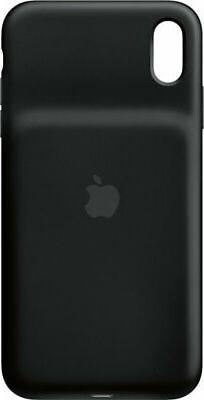 Apple Phone XS Max Smart Battery Case - Black