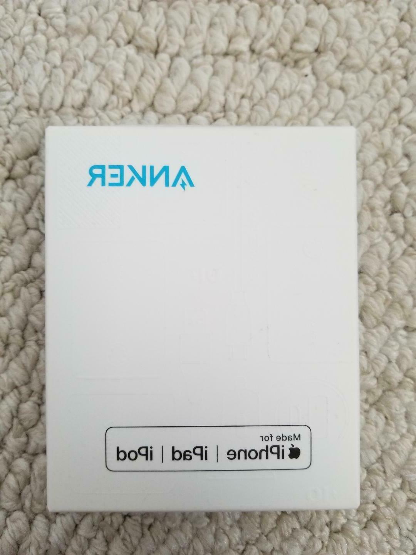 Anker Lightning/Type for
