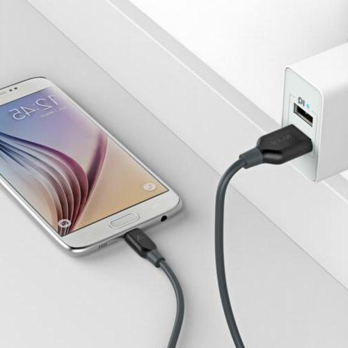Anker PowerLine Micro Charging Cable 6ft Android Smartphones