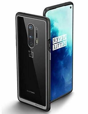 premium hybrid oneplus 8 case protective clear