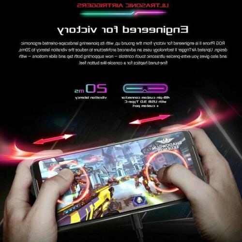 Gaming 8GB RAM GSM AT&T 6000mAh